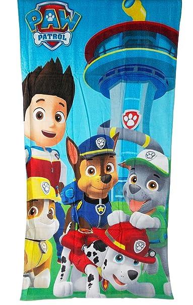 Nickelodeon Paw Patrol Handtuch und Waschlappen Set