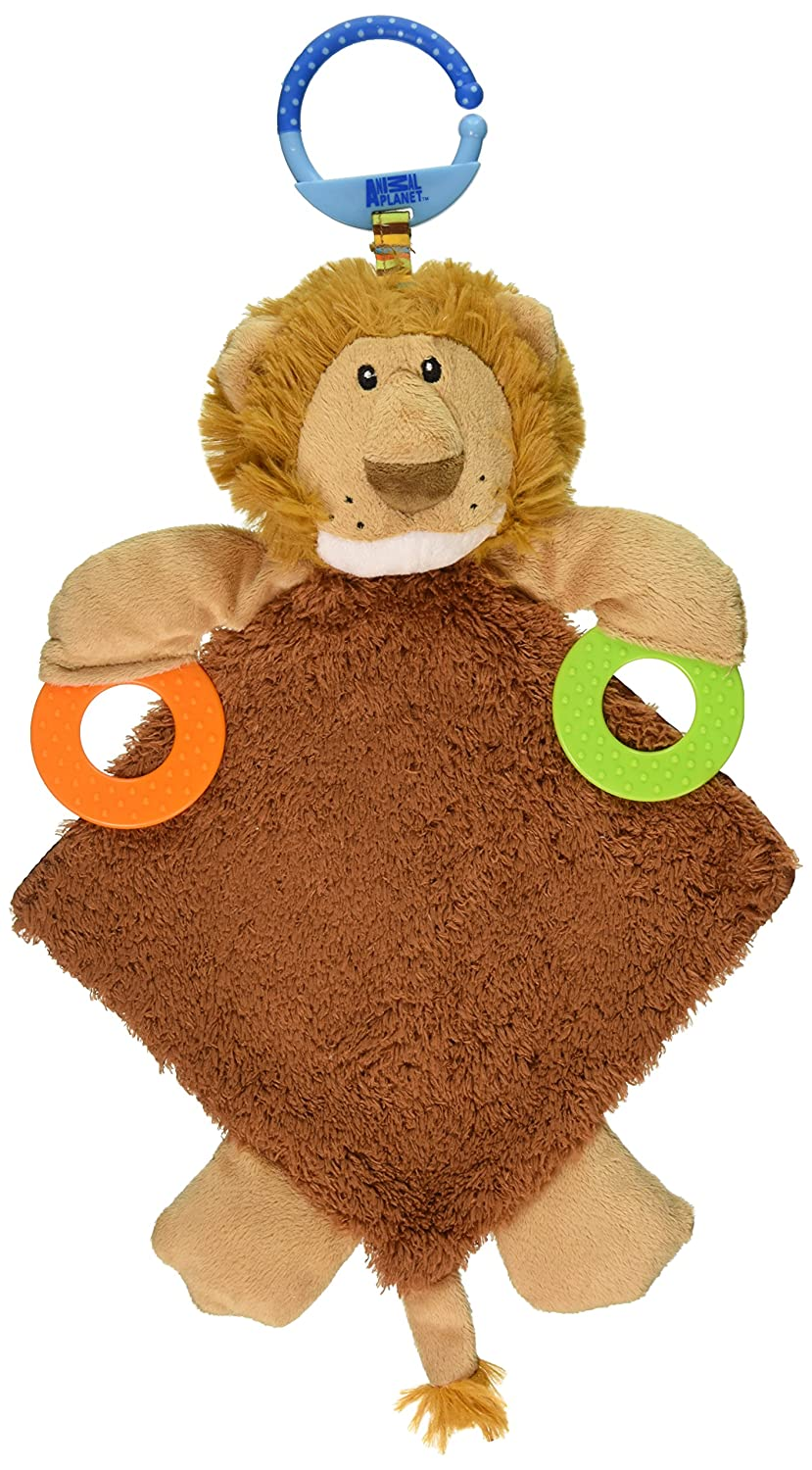 Buddies Animal Planet Zahnen - Zahnen Blanket Lion