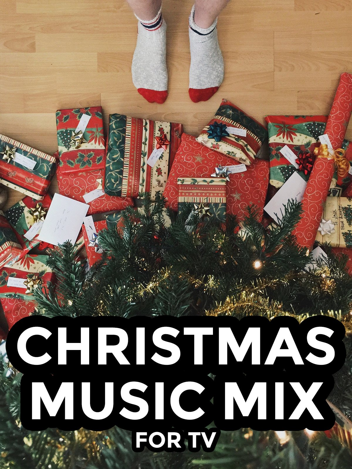 Christmas Music Mixes.Amazon Com Watch Christmas Music Mix For Tv Prime Video