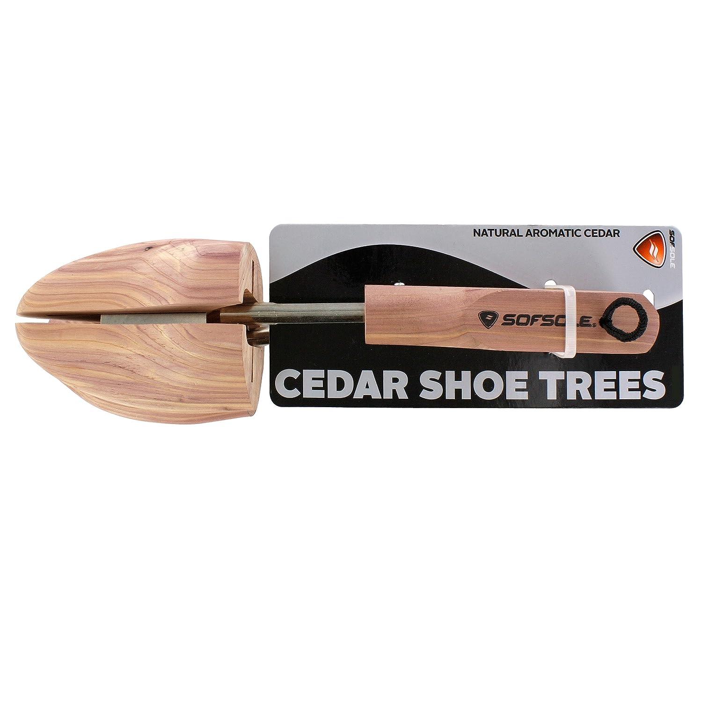 Sof Sole Split Toe Cedar Shoe Tree,Size 10-12