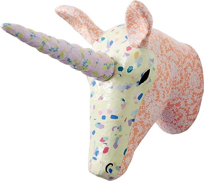 Paper Mache Animal Heads (A Tutorial) | 603x679