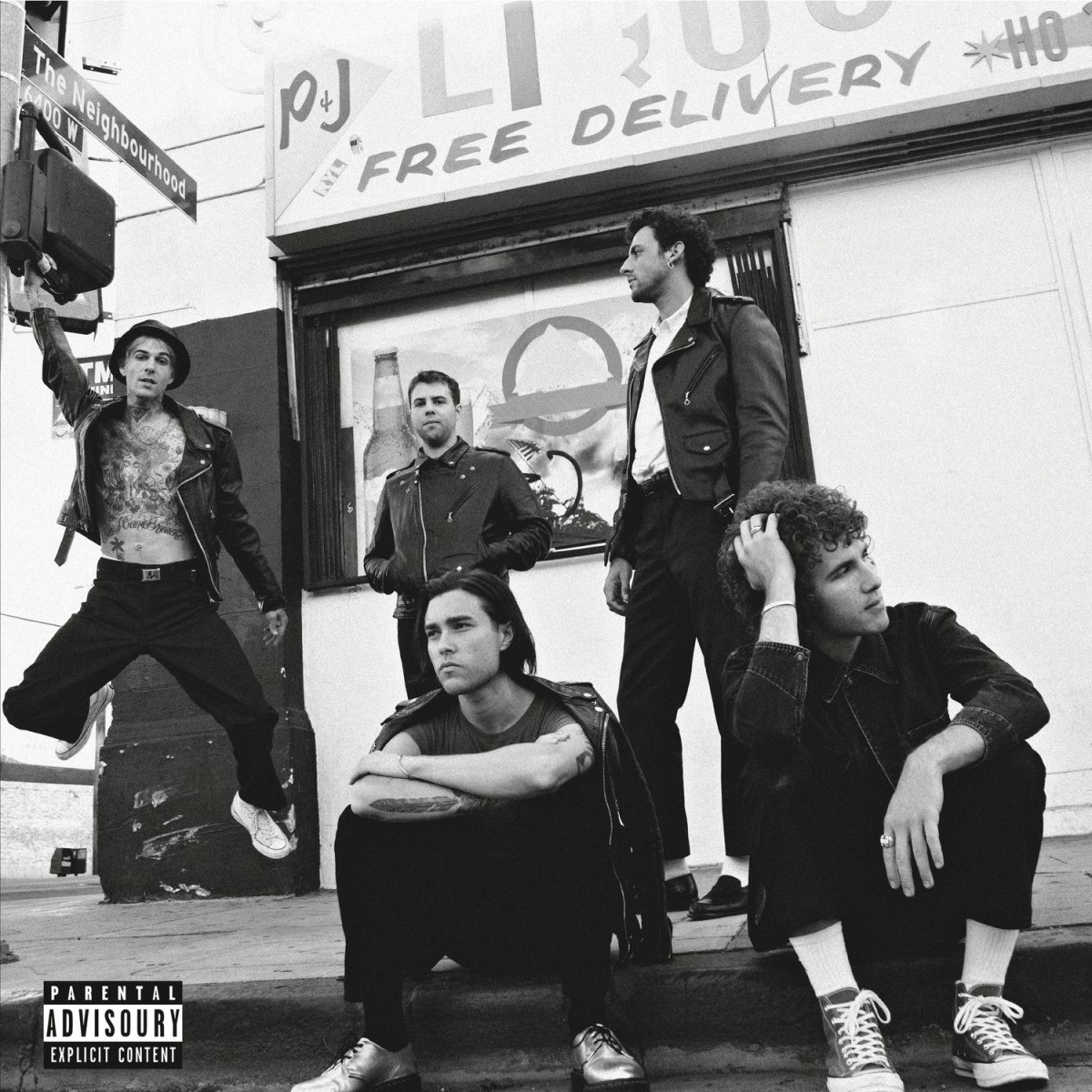 Vinilo : The Neighbourhood - The Neighbourhood (180 Gram Vinyl, Gatefold LP Jacket, Download Insert, 2PC)