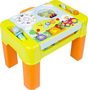 Kids Learning Activity Table