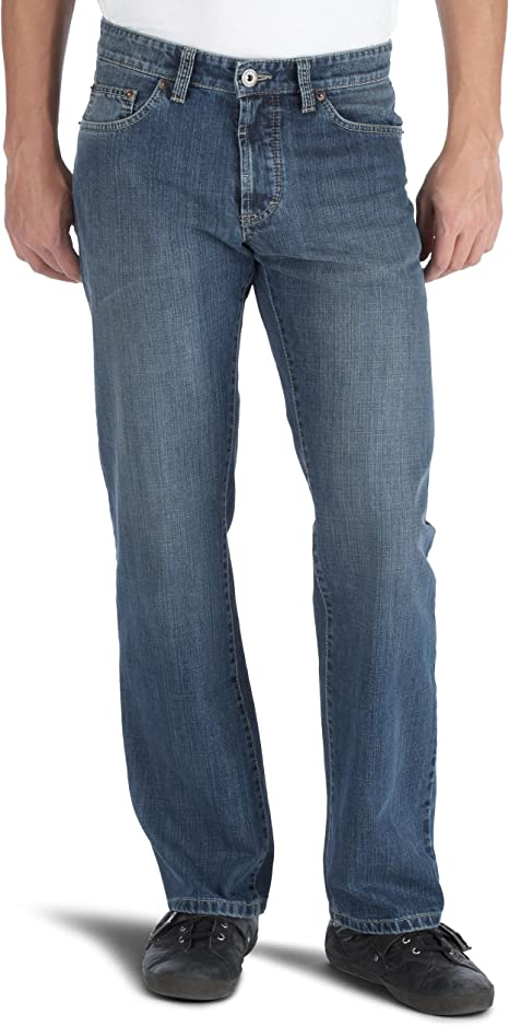 camel active Mens Straight Jeans