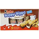 Kinder Happy Hippo Cocoa Cr?me T5 (Pack of 10)