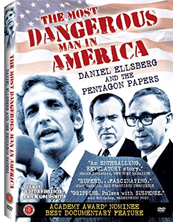 Amazon.com: The Most Dangerous Man in America: Daniel ...