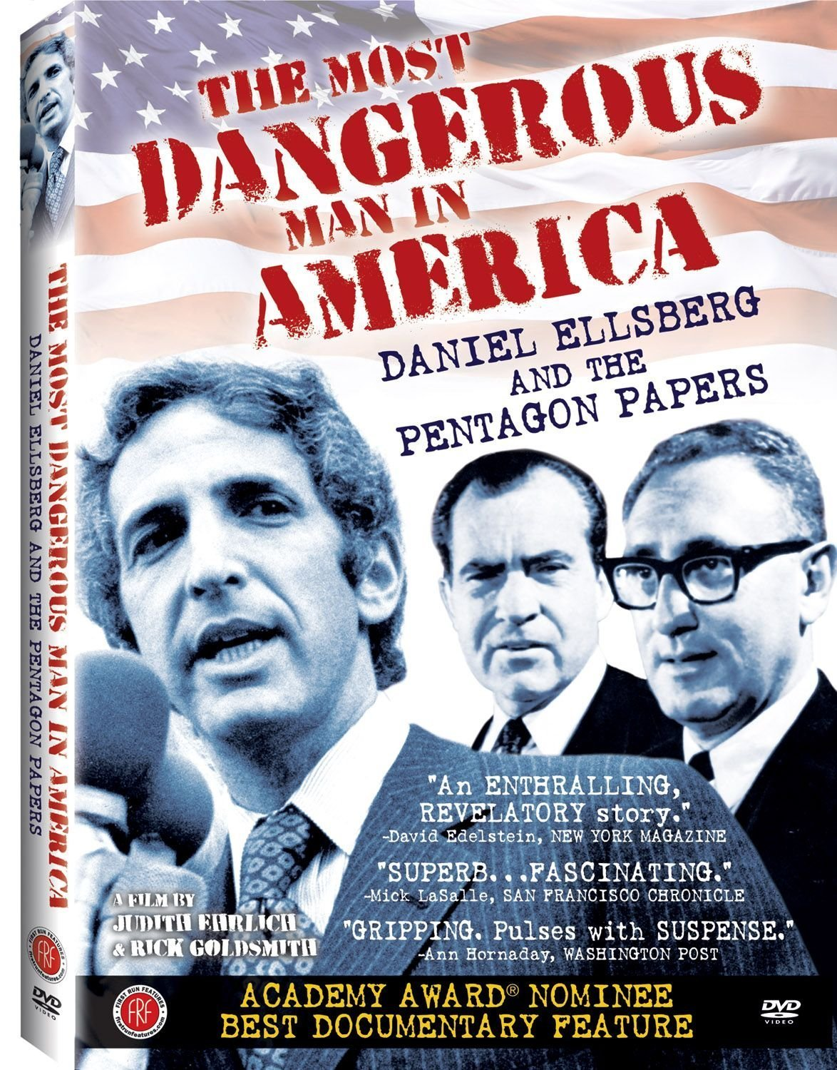 The Most Dangerous Man in America: Daniel Ellsberg and the Pentagon Papers by PBS