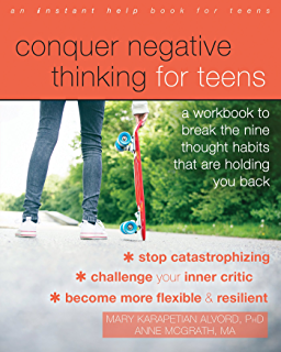 The self esteem workbook for teens activities to help you build conquer negative thinking for teens a workbook to break the nine thought habits that are fandeluxe Image collections