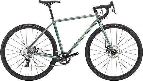 Kona Rove ST - Bicicletas ciclocross - verde Tamaño del cuadro 54 cm 2016: Amazon.es: Deportes y aire libre