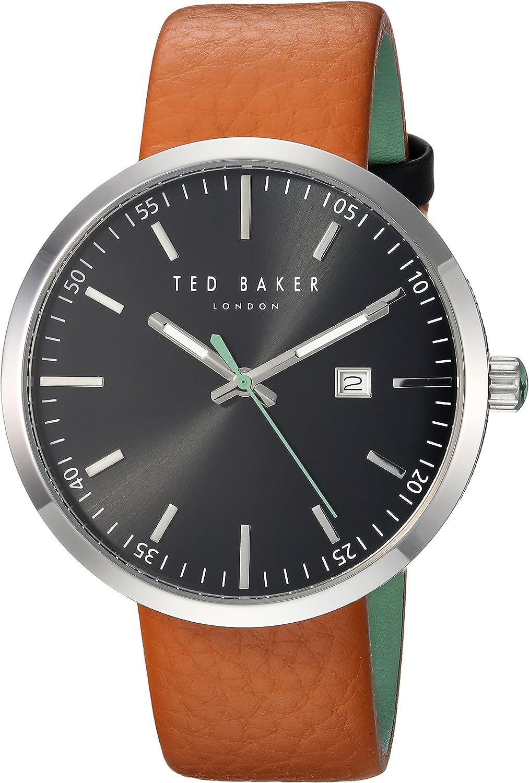 [テッドベーカー ロンドン] 腕時計 10031561 メンズ 正規輸入品 ブラウン