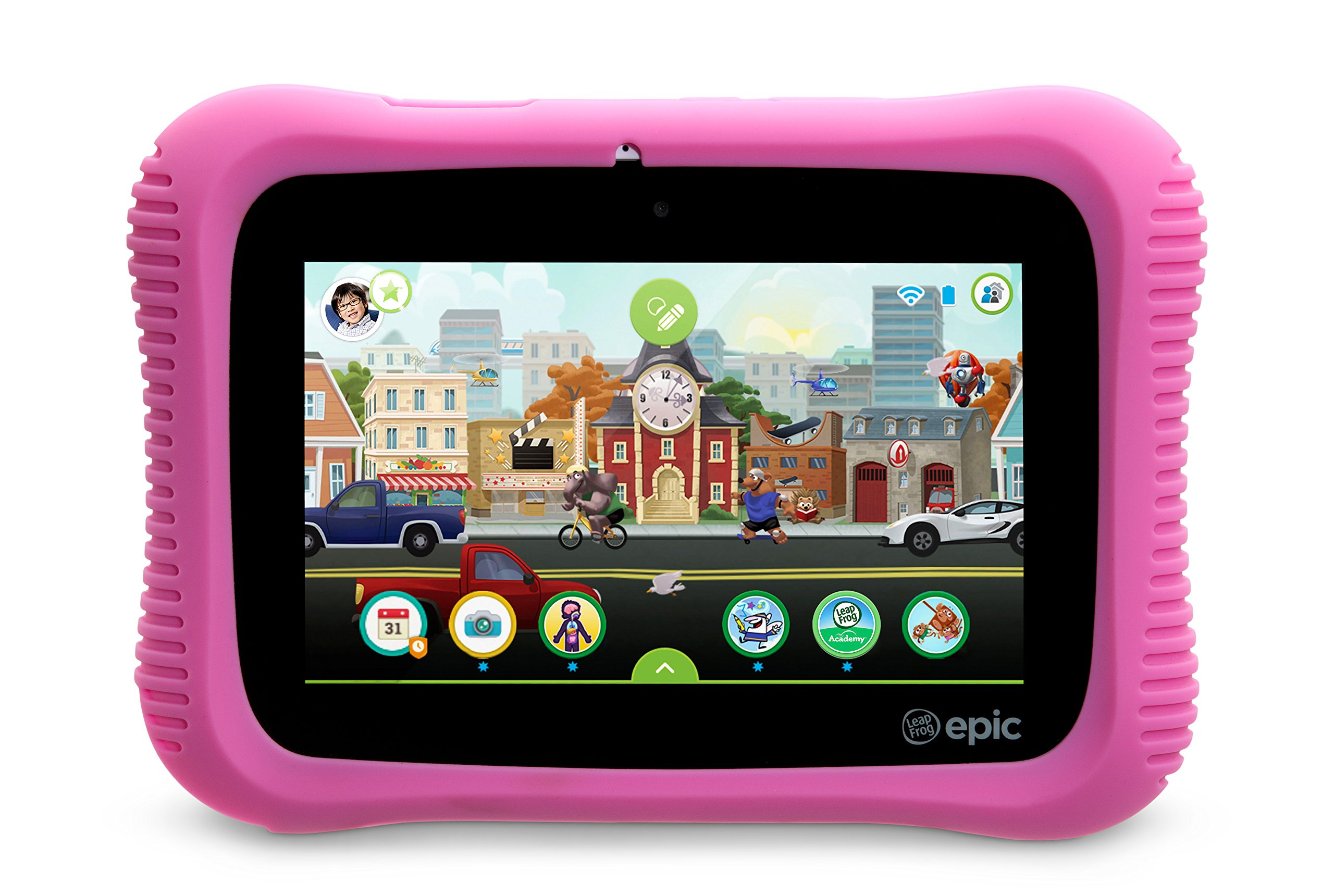 LeapFrog Epic Academy Edition, Pink