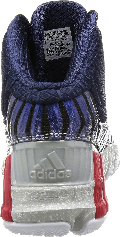 ADIDAS Adipure Crazyquick Blu Navy Sneaker Uomo Scarpe Da
