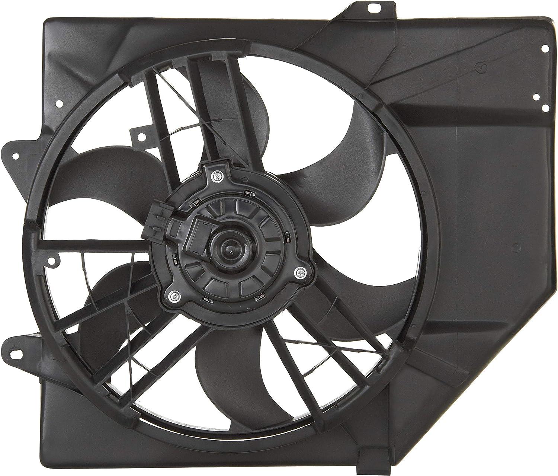 Spectra Premium CF15035 Radiator Fan Assembly