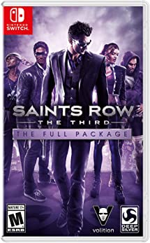 Resultado de imagem para SAINTS ROW: THE THIRD switch