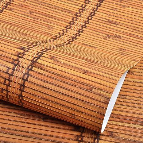 Carta Da Parati Paglia.Carta Da Parati Bambu Bambu Imitazione Cinese Moderno Stile Cinese