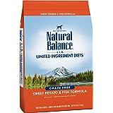 Natural Balance Limited Ingredient Diets Dry Dog Food - Sweet Potato & Fish Formula