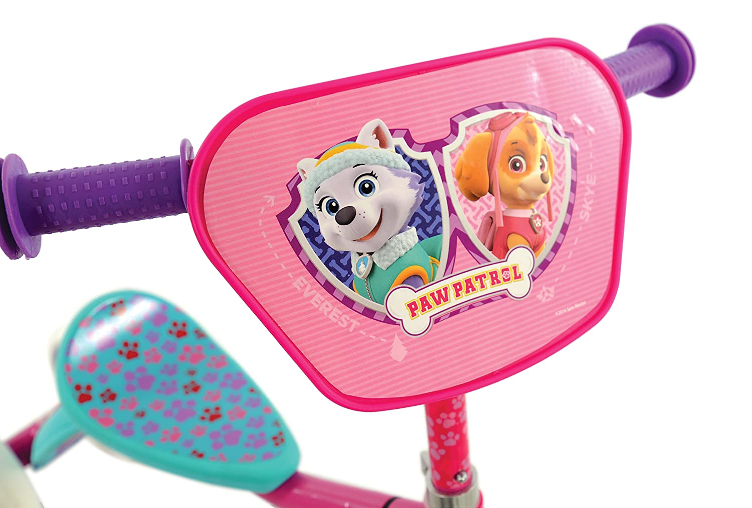 PAW PATROL M14414 Skye and Everest Sit N Scoot - Patinete