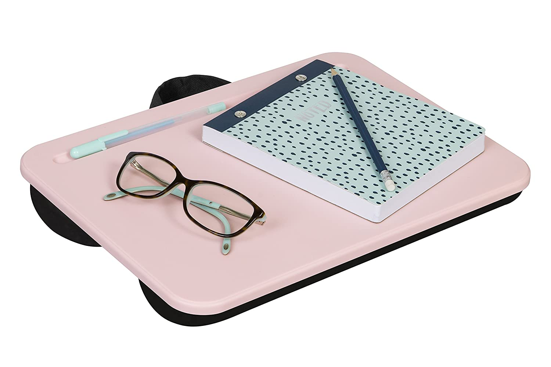 LapGear Essential Lap Desk - Aqua Sky (Fits upto 13.3