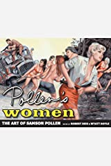 Pollen's Women: The Art of Samson Pollen (The Men's Adventure Library) Hardcover