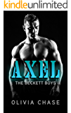 AXEL (The Beckett Boys, Book Eight)