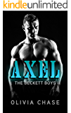 AXEL (The Beckett Boys, Book Eight)