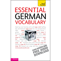 Essential German Vocabulary: Teach Yourself (Teach Yourself Language Reference)