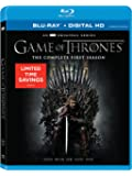 Game of Thrones: The Complete First Season [Blu-ray] [Import]
