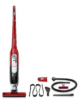 Scopa Elettrica Senza Fili Bosch.Bosch Bch6zooo Scopa Elettrica Senza Filo 400 Watt Rosso