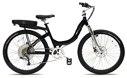 Amazon com : Prodeco V3 Stride 500 8 Speed Electric Bicycle