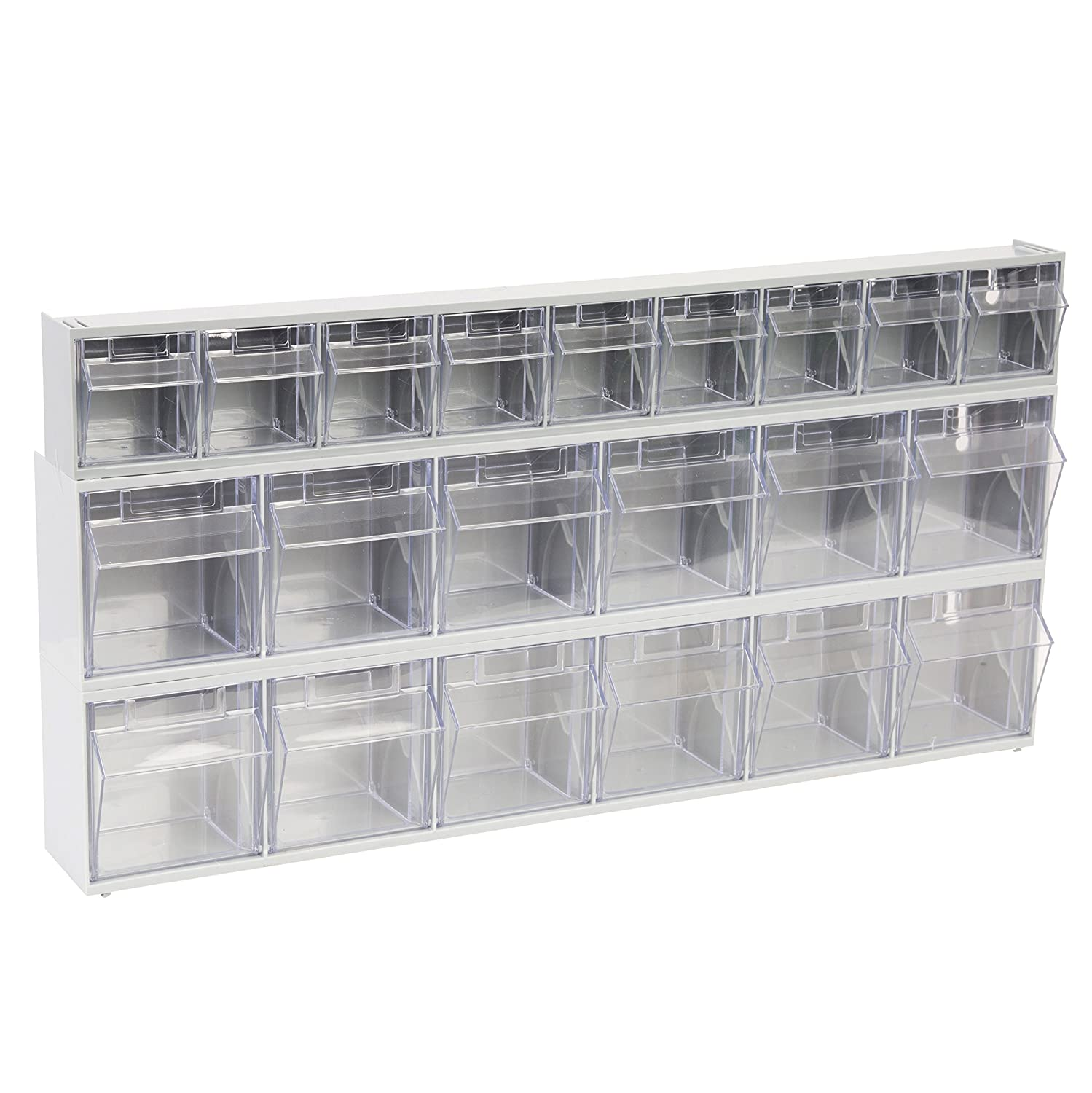 OEMTOOLS 21 Bin Small Parts and Tool Storage Set Removable