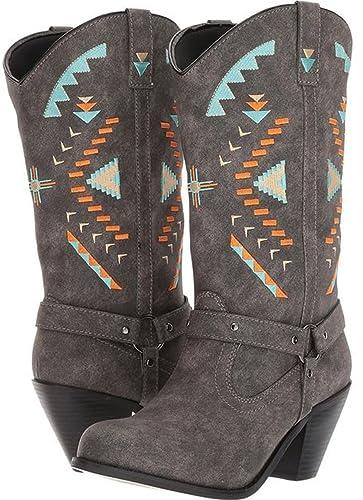 f50a6081c04 Dingo Women s Artesia Grey Boot