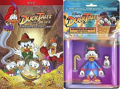 amazon com scrooge mcduck disney ducktales the movie treasure of