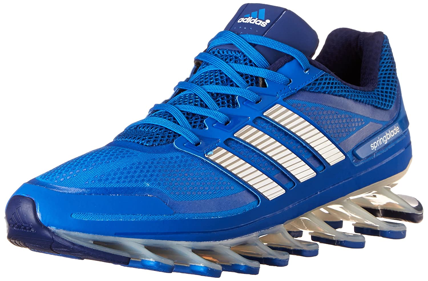 new concept b8e3f 2a0fe Amazon.com   adidas Men s Springblade Running Shoe   Road Running