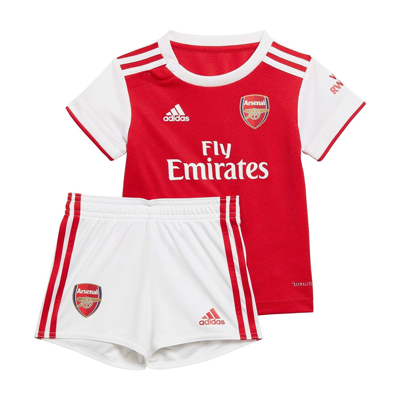 quality design 320d0 6e577 adidas Arsenal 2019/20 Infant Kids Baby Home Football Kit ...