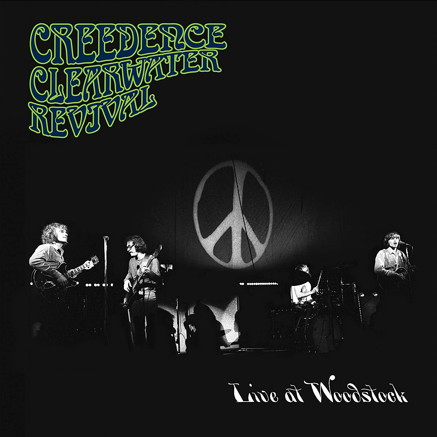 Creedence Clearwater Revival - Live At Woodstock (2019)