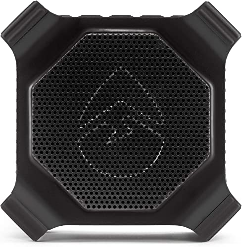 ECOXGEAR EcoEdge GDI-EXEDGE301 Rugged Waterproof Floating Portable Bluetooth Wireless 20 Watt Smart Speaker