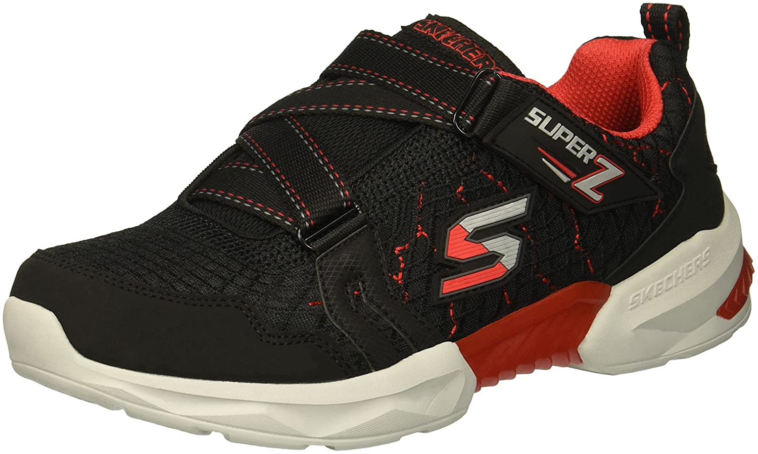 Skechers Kids' Techtronix- Direct Current Sneaker, 97842L