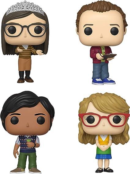 Funko Figura POP The Big Bang Theory Amy serie 2