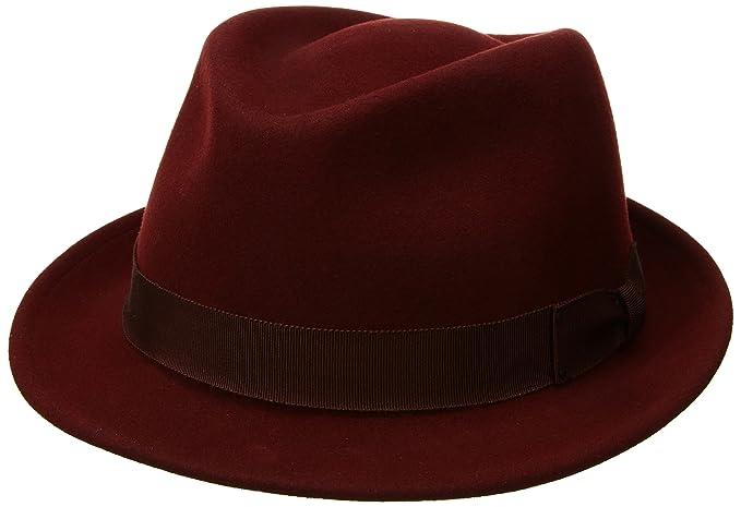 7b55cc365204f Bailey Men s Wynn Hat  Amazon.co.uk  Clothing