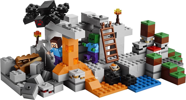 LEGO 21113 Minecraft The Cave Playset