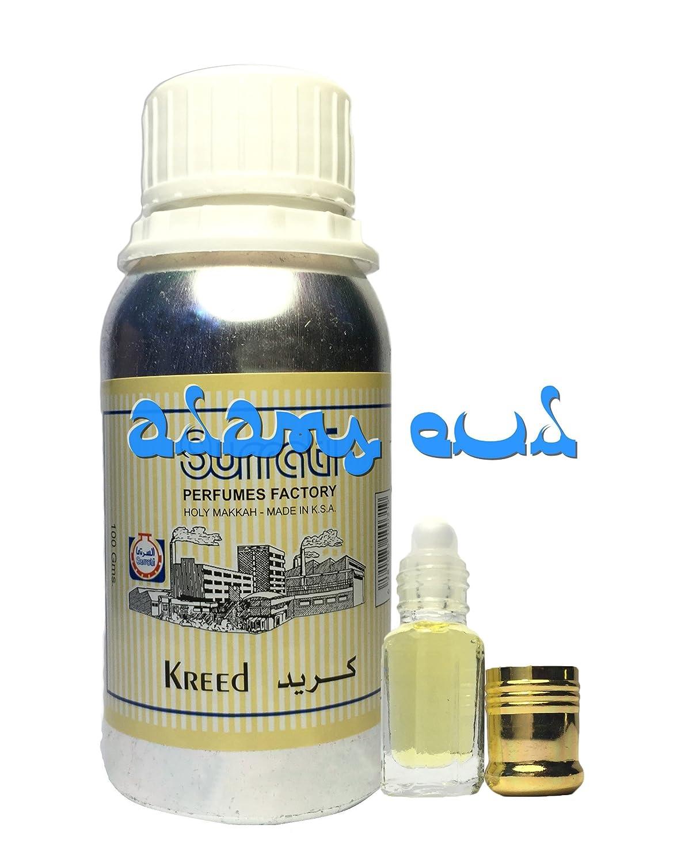 *NEW* Kreed by Surrati 3ml Itr Attar Oil Based Perfume