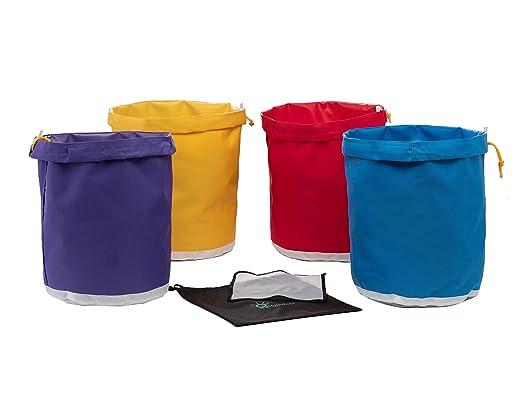 Hyindoor Bubble Bags 5 Galón 4 Bolsas Hash Bag de Extracción de Resina y Esencia de Hierbas