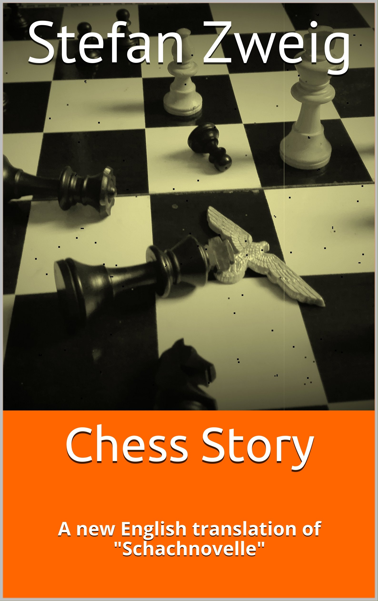 Chess Story  English Edition