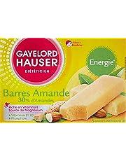 Gayelord Hauser Diététicien 5 Barres Amande