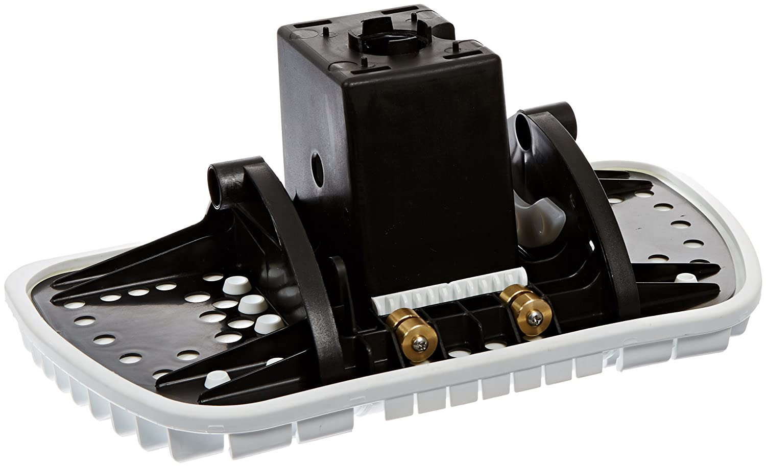 Pentair 41201-0242W White Chassis with Pad Replacement Kreepy Krauly SandShark Automatic Pool Cleaner