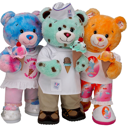 (Teddy Bear Game)