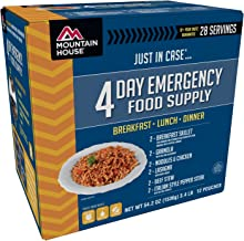 Mountain House 4-Day Emergency Kit