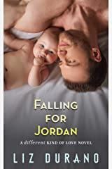 Falling for Jordan: Interracial Older Woman Younger Man Romance (A Different Kind of Love Book 2) Kindle Edition
