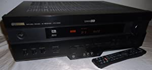 Yamaha HTR-5440 Natural Sound 5.1 Channel Receiver/Home Theater - Japan