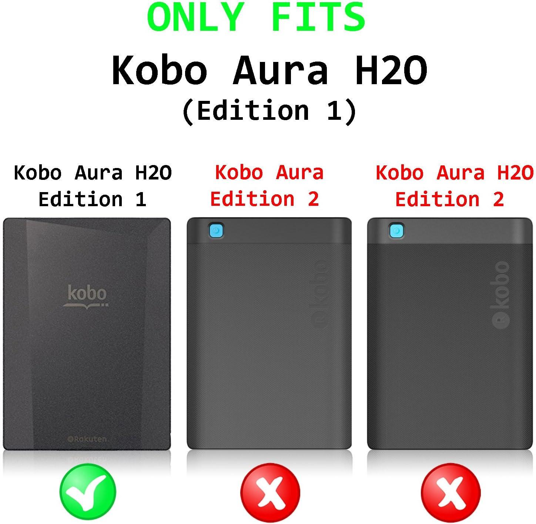Forefront Cases Kobo Aura H2O Edition 1 1ª Generación Funda ...